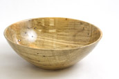 Ray Deyo - Maple Thank You Bowl