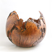 Jim Bumpas - Manzanita Burl, Waterlox