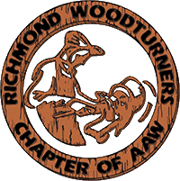 Richmond Woodturners logo